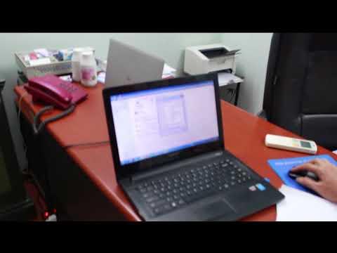 Video hướng dẫn cài đặt máy in canon lbp 8610