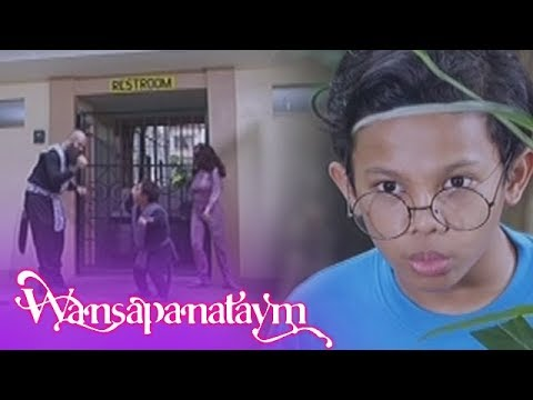 Wansapanataym: Super Ving escapes from Reptilya's minions