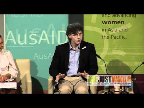 Michael Kaufman on engaging men in gender violence issues