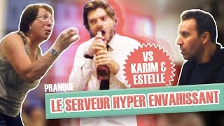 Video Pranque : Le serveur hyper-envahissant 2 (Greg Guillotin) VS Estelle & Karim MP3, 3GP, MP4, WEBM, AVI, FLV Mei 2018