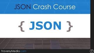 Video JSON Crash Course MP3, 3GP, MP4, WEBM, AVI, FLV Juni 2018