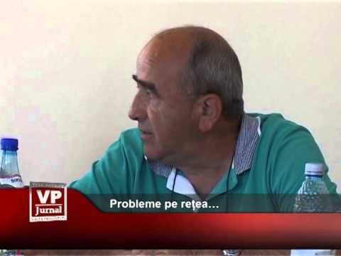 Probleme pe rețea…