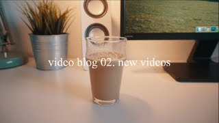 Here we go, video blogs is about to get wayyyy more consistent. Check out the links in today's videos: 1) ...