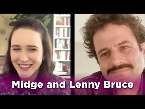 The Marvelous Mrs. Maisel - Midge and Lenny Bruce