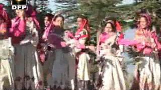 Meri Pyari Anjuye Himachali Pahari Nati(video) Uploaded By Meharkashyap.mp4