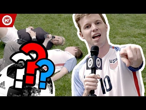 Do Americans Know Soccer? | 2018 World Cup PRANK