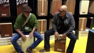 Hakim Ludin and Yonatan Bar Rashi