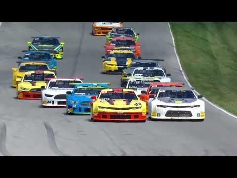 First Energy Muscle Car Challenge at Mid-Ohio