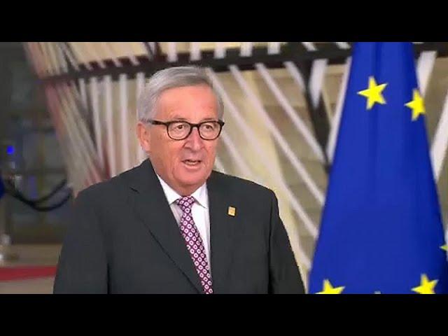 Οι ηγέτες των 27 της ΕΕ ενέκριναν τη συμφωνία για το brexit