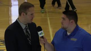 Coach Emenhiser Interview vs. LTU