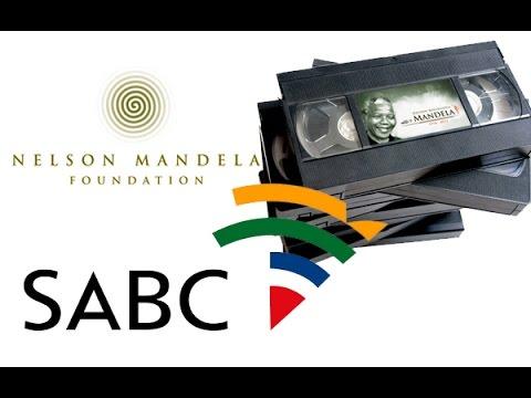 SABC donates archive footage to Mandela Foundation