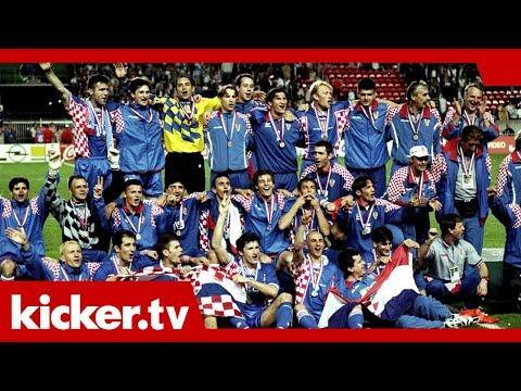 Kroatien: Auf den Spuren von 1998 | kicker.tv видео