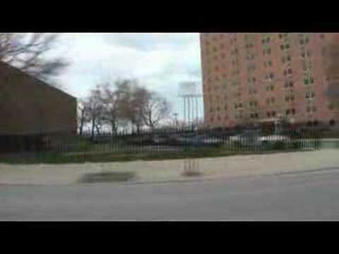 A drive through North Kenwood – Oakland, Chicago I