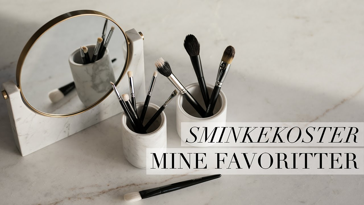 SMINKEKOSTER | Mine favoritter
