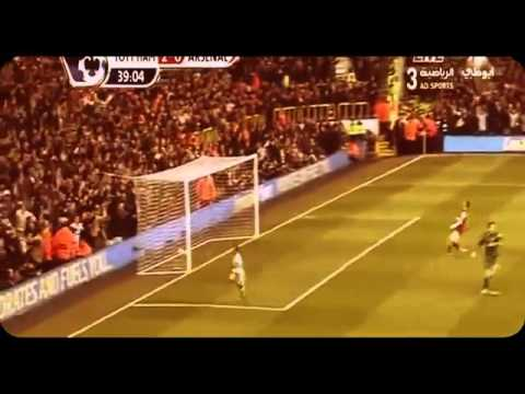 Tottenham Vs Arsenal 2 - 1 Goals & Highlights 03 03 2013 HD