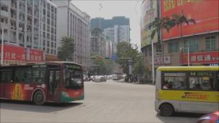 Wuzhou China  City pictures : Wuzhou city Guangxi province, China february 2016