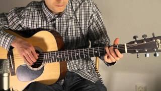 Kitaro - Silk road (Acoustic guitar)