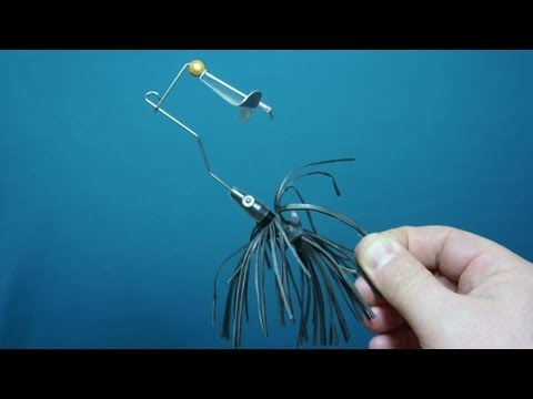 How To Make A Buzzbait fishing lure
