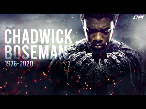 RIP Chadwick Boseman Tribute - Legends Never Die (Black Panther)