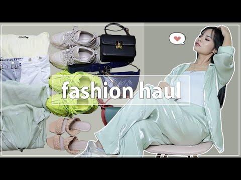 Fashion haul ♡ 11 món đồ thời trang mới mua ♡ Tuta.nguyen
