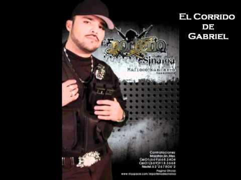 El Porteo De Sinaloa 'El Corrido De Gabriel'