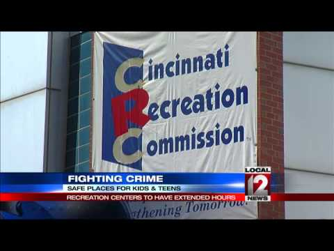 Recreation centers to have extended hours for kids and teens