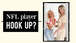 Hooked Up with NFL Player with Lisa Schwartz   DBM #92 by Meghan Rienks