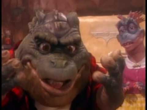 S01E01  The Mighty Megalosaurus