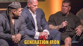 Nonton Generation Iron 2   Red Carpet   Premier   Press Conference   Q   A Film Subtitle Indonesia Streaming Movie Download