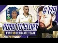 #FIFA18 Road to Glory! #179 Ultimate Team