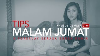Download Video Jurus Foreplay Serasa Surga Dunia   Tips Bercinta Sesi Malam Jumat #007   PUTRI POYZ MP3 3GP MP4