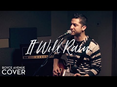 Bruno Mars - It Will Rain (Boyce Avenue cover)(Twilight Soundtrack) on iTunes & Spotify Video