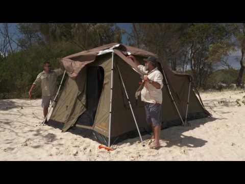Wanderer 430 Extreme Tent & Wanderer Tourer Extreme 430 Tent - BCF Australia