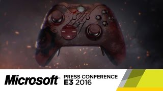 Xbox Elite Gears of War 4 Controller Official E3 2016 Trailer by GameSpot