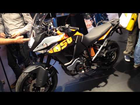Vídeos de 'Vídeo EICMA 2014: Novedades KTM'