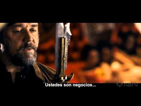 Trailer de The Man With the Iron Fists
