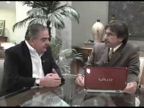 Dr Manoel Emídio Leão entrevista o Dr Antonio Figueira