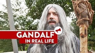 Lord of the Rings In Real Life - Movies In Real Life (Episode 3)
