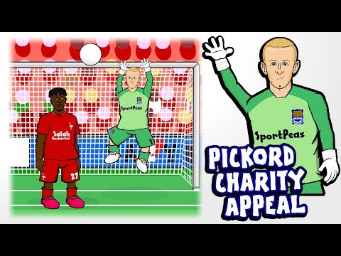 🧤PICKFORD CHARITY APPEAL🧤 (Liverpool Vs Everton 1-0 Howler Origi Goal 2018)