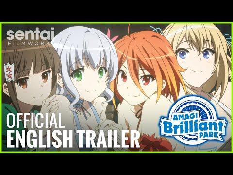 Amagi Brilliant Park Trailer
