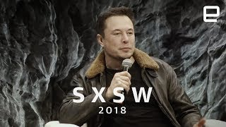 Video Elon Musk Q&A in Under 12 Minutes at SXSW 2018 MP3, 3GP, MP4, WEBM, AVI, FLV Maret 2018