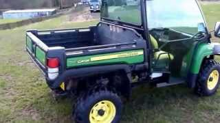 10. John Deere Gator XUV 855D for sale £8650 + VAT