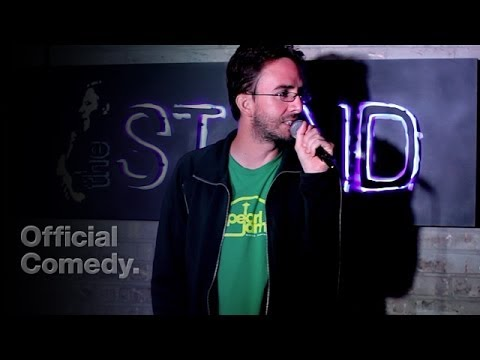 The McDonald's Effect - Joe List - Official Comedy Stand Up