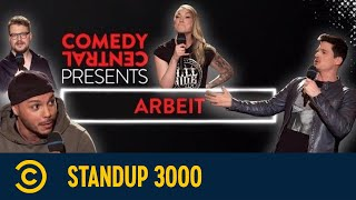 Arbeit |Staffel 1 - Folge 3 | Comedy Central Presents ... STANDUP 3000