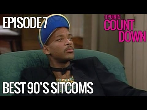 11 Best 90s Sitcoms (w/ Elliott Owen) – 11 Points Countdown