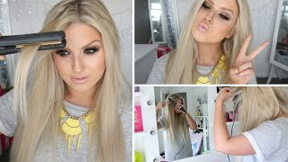 Morning Routine ♡ A Typical Day; Shaaanxo - YouTube