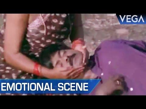 Lady Gives Her Milk To Help Murali || Kamarasu Tamil Movie || Emotional Scene