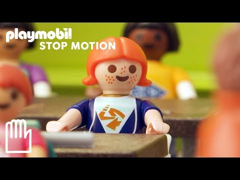PLAYMOBIL | Fire brigade in action, Episode 4 | PLAYMO High