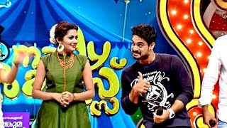 Video Komady Circus I Ep 54 - Neeraj on the floor! I Mazhavil Manorama MP3, 3GP, MP4, WEBM, AVI, FLV Agustus 2018