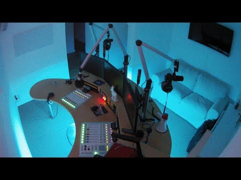 Digitales Radio-, Produktions- & Sendestudio